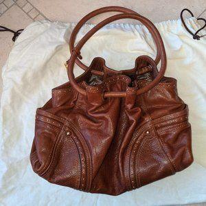 Cole Haan Vintage Leather Shoulder Bag